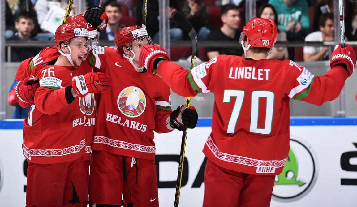 В Париже полиция обыскала сборную Белоруссии по хоккею