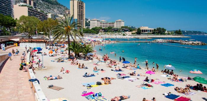 Larvotto в Монако