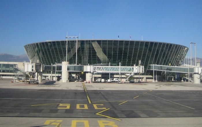 Аэропорт в Ницце