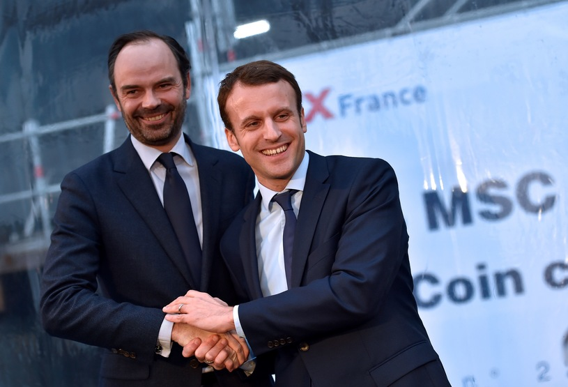 Эдуард Филипп - новый премьер Франции