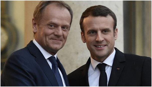 Президент Франции объявил о перестройке Европейского союза