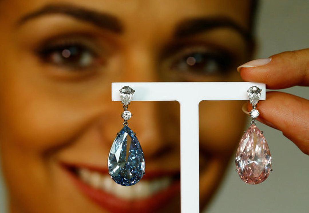 Кто приобрел уникальный бриллиант не разглашается.
