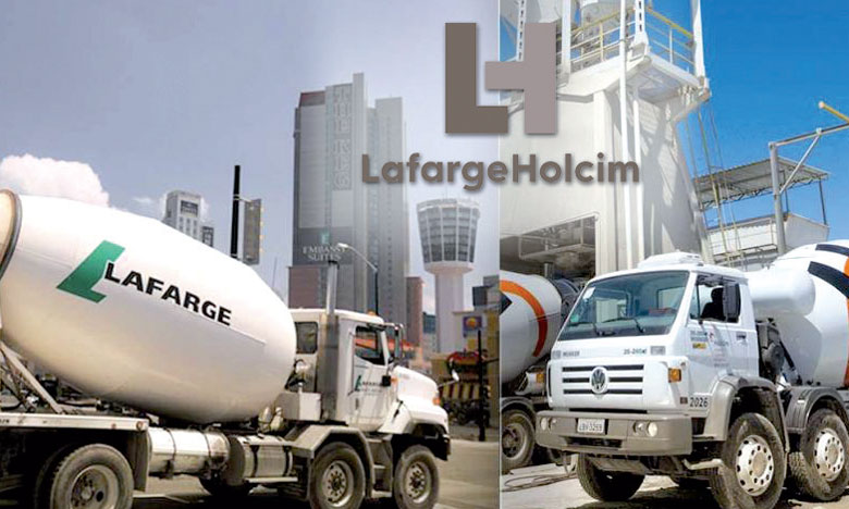 Компанию LafargeHolcim обвиняют в поддержке террористов