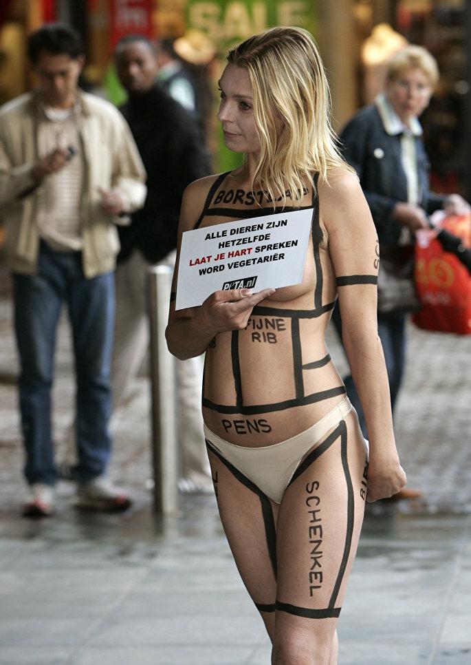 Экс-звезда порно баллотируется в парламент Франции