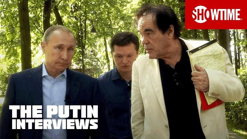 Фильм о Путине покажут во Франции в июне