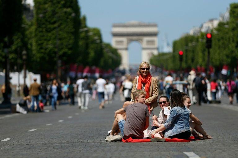 Париж закроют для автомобилей