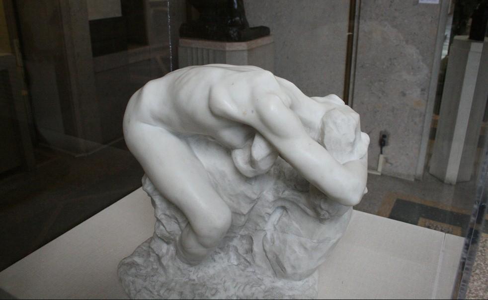 """Скульптура Родена """"Андромеда"""" ушла с молотка"""
