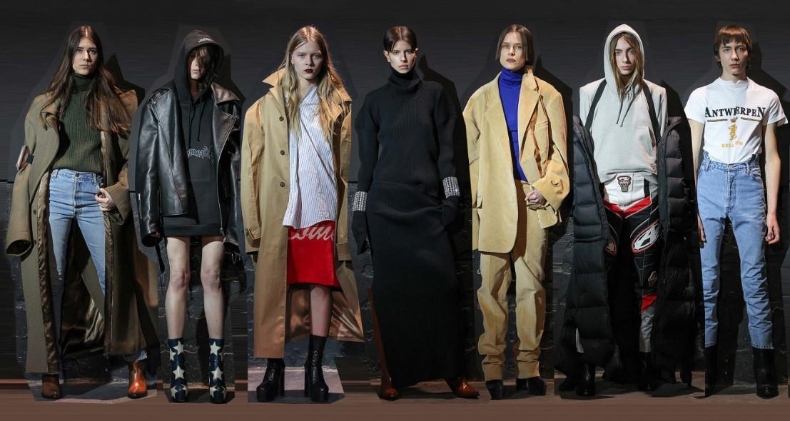 Модный бренд Vetements