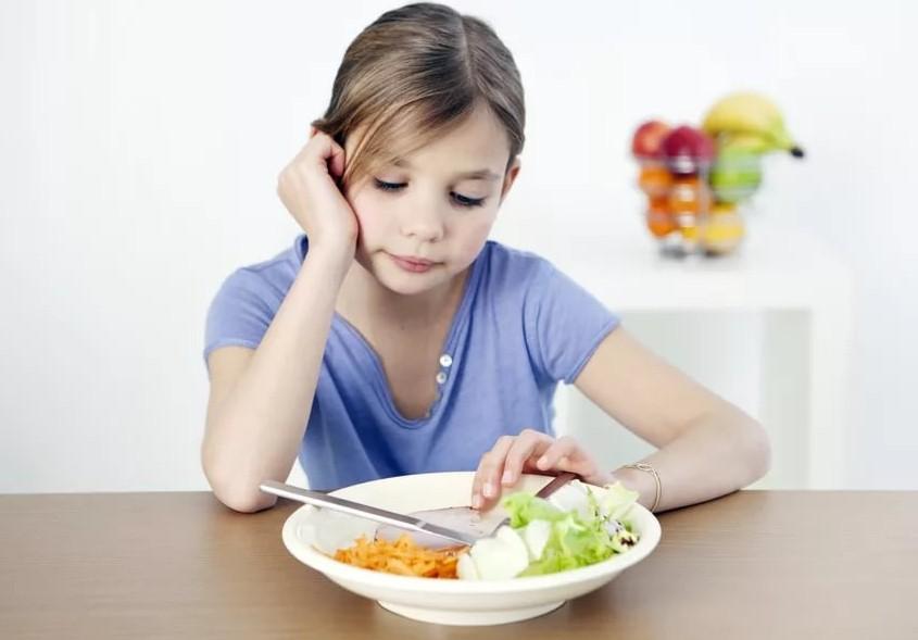 Во Франции каждый 5 ребенок страдает излишней худобой