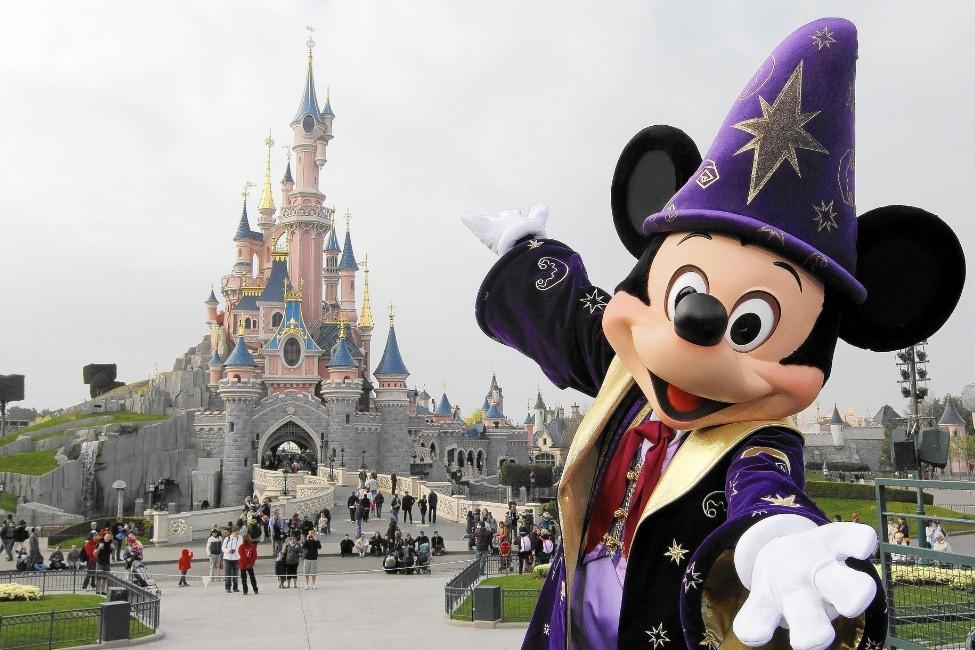 Walt Disney проведет делистинг Euro Disney