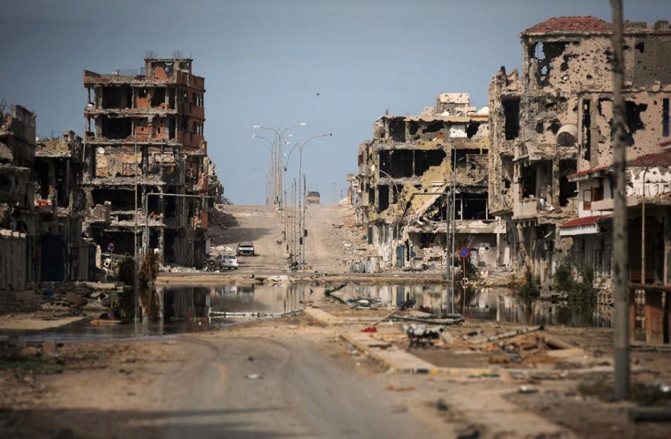 Вторжение в Ливию было ошибкой Франции