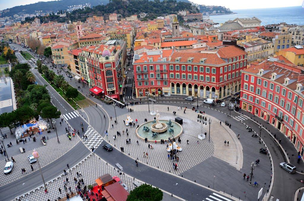 Самый популярный город Франции у иностранных туристов