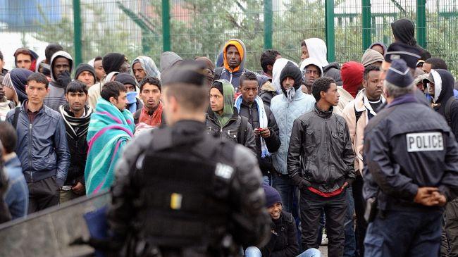 В Кале произошла массовая драка между мигрантами