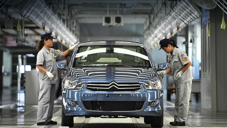 Peugeot, Citroen и DS можно купить онлайн