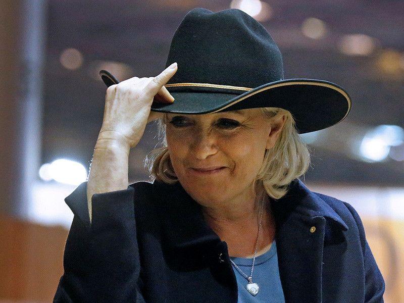 Марин Ле Пен предъявили обвинения