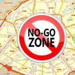 В Париже появилось приложение No-Go Zone Paris