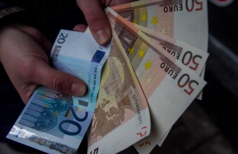 Больше всего фальшивых банкнот изымается во Франции