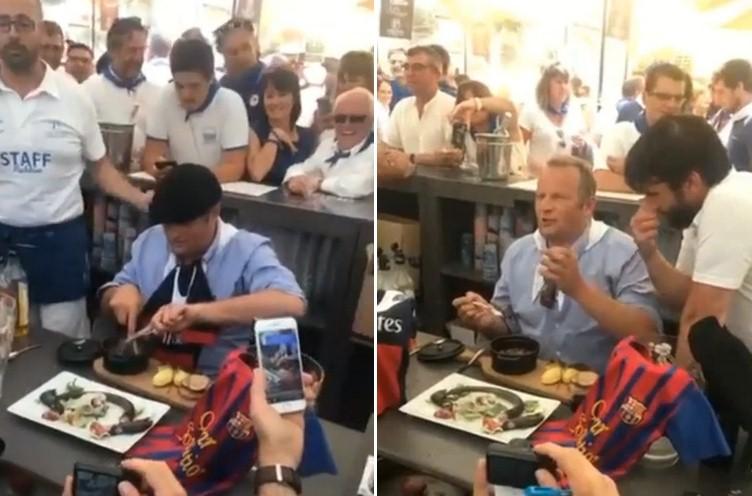 Мэр французского города съел крысу