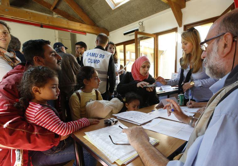 Дополнительно создадут 7500 тысяч центров для размещения беженцев