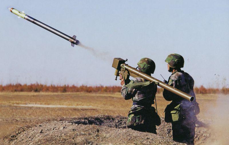 Француза обвинили в краже ракетных пусковых установок ВС