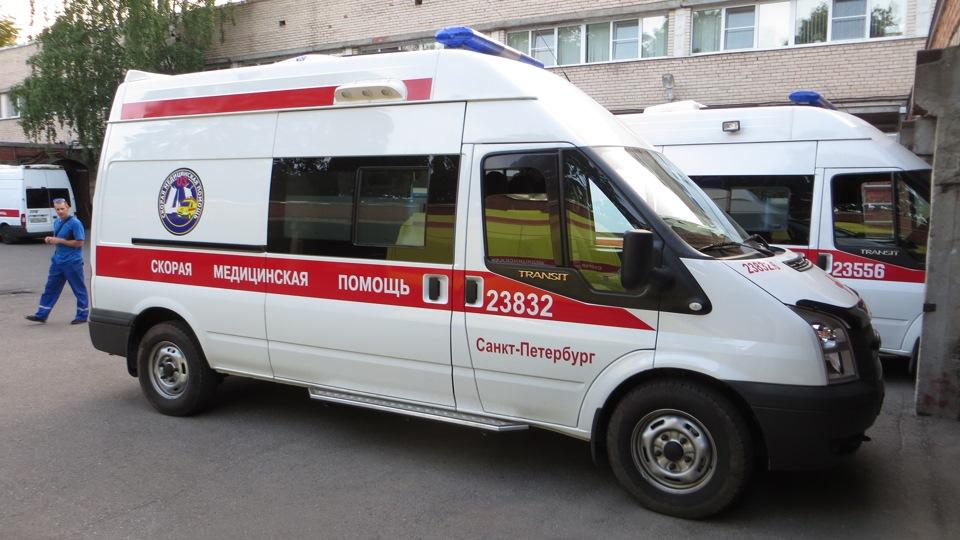 В Петербурге погибла туристка из Франции