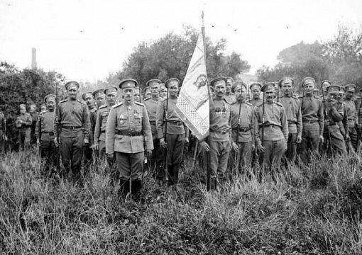 Во Франции начали поиск погибших русских солдат