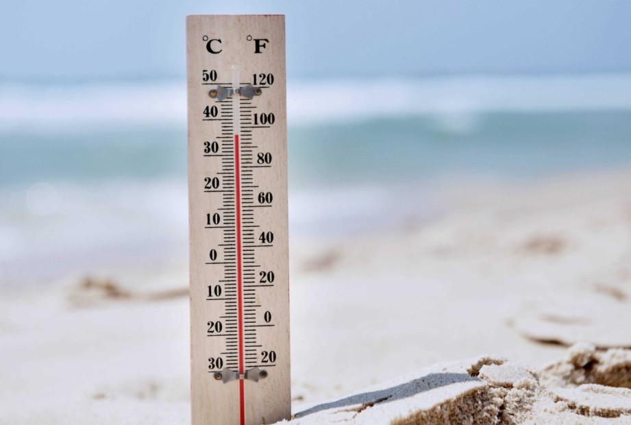 Во Франции установлен температурный рекорд