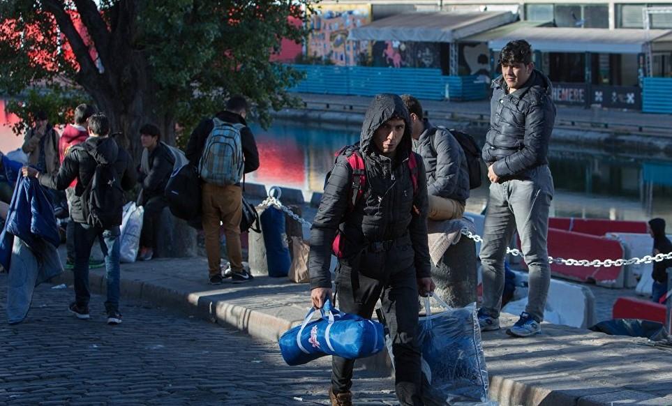 В Париже европейские лидеры обсудили ситуацию с мигрантами