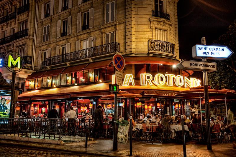 В Париже ограбили любимый ресторан Макрона