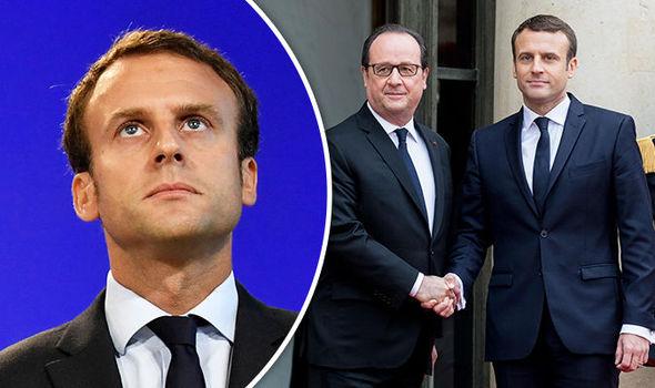 Французы недовольны работой Макрона
