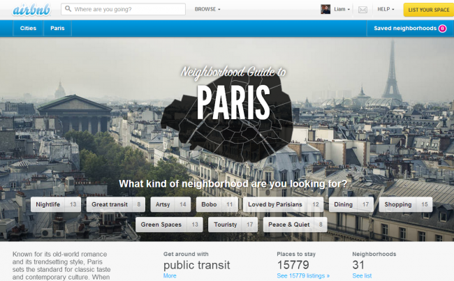 Airbnb подозревают в сокрытии доходов во Франции