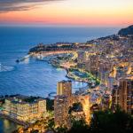 монако лазурный берег