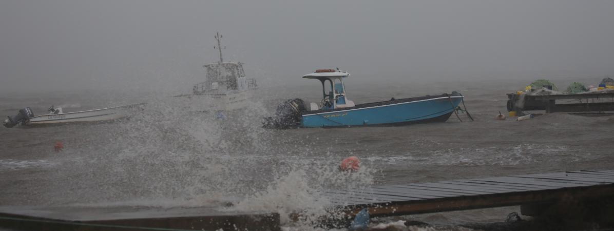 """От урагана """"Мария"""" пострадал департамент Мартиника"""