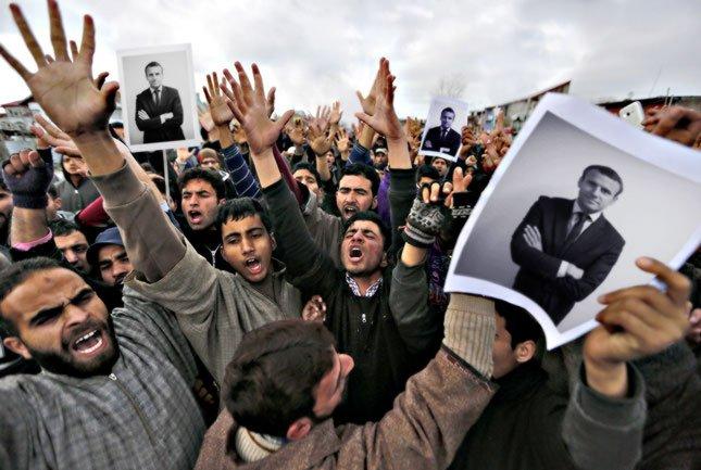 Макрон предложил в ЕС создать единое бюро по предоставлению убежища
