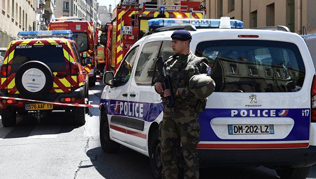 Американских туристов облили кислотой в Марселе