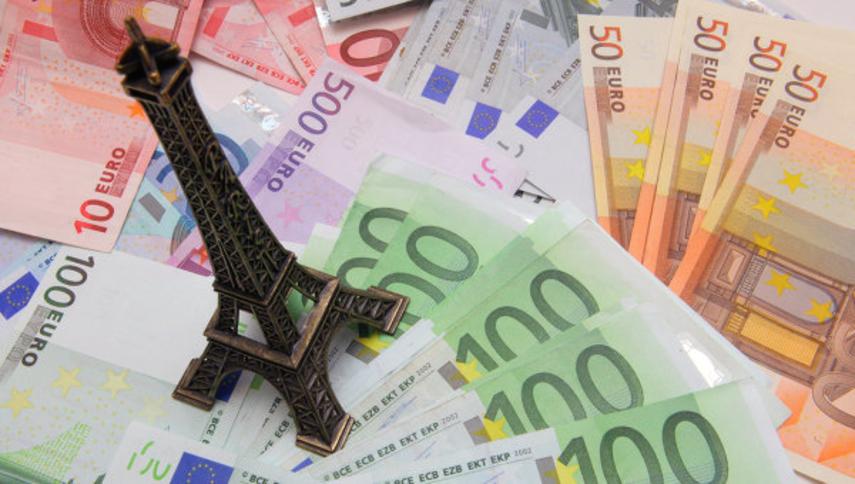Госдолг Франции увеличился