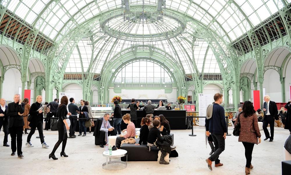 Русские не приехали на La Biennale Paris