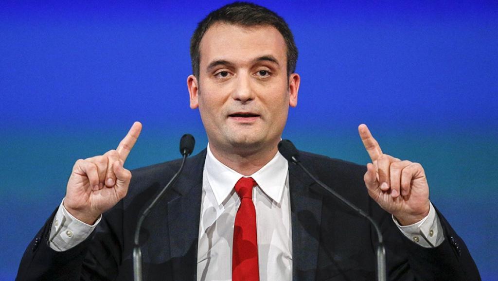 Партию «Национальный фронт» покинул вице-президент