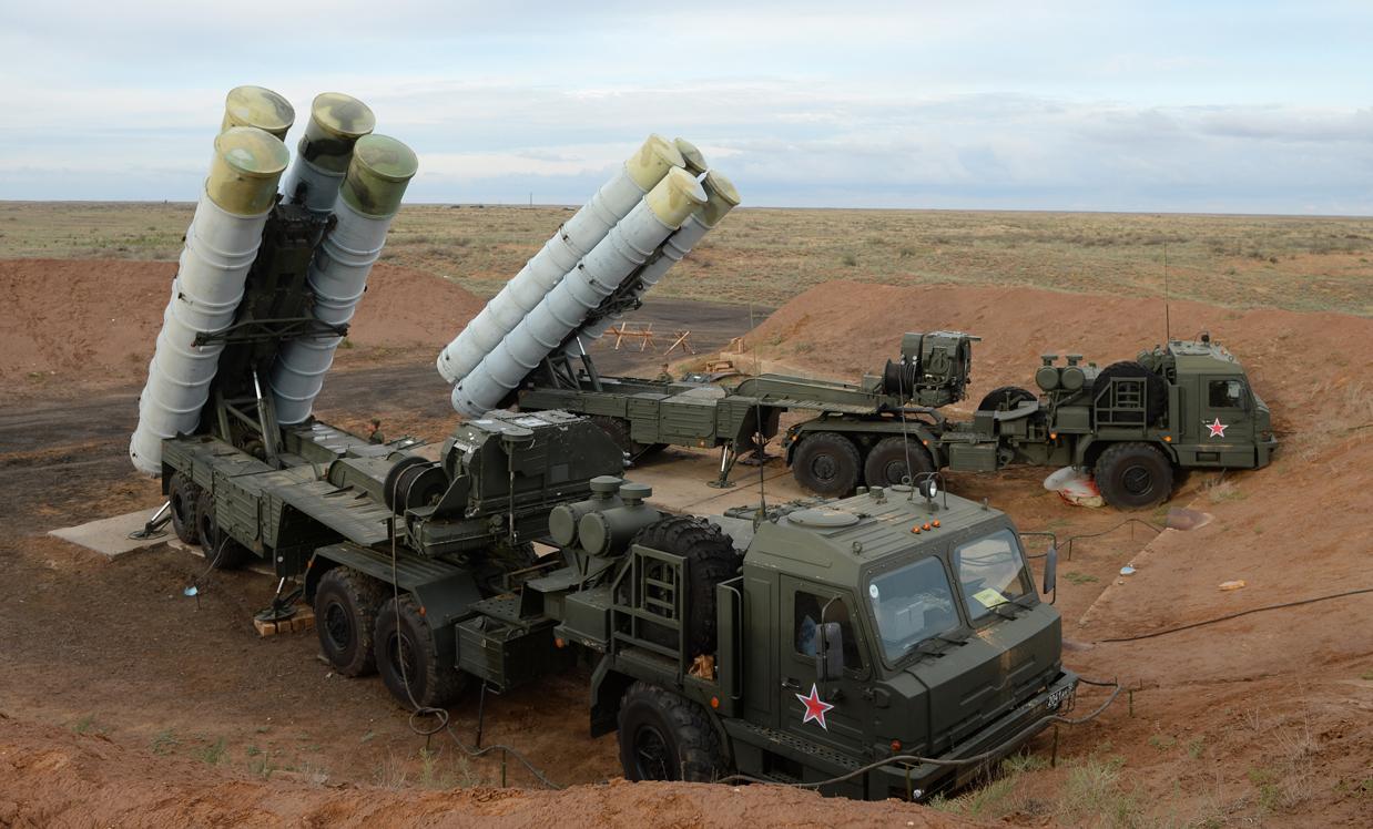 Франция прокомментировала покупку российских С-400 Турцией