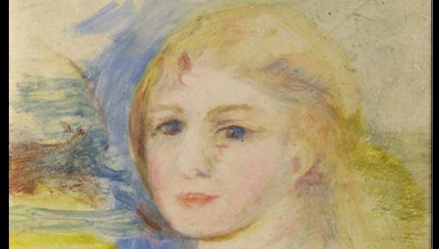 Во Франции из аукционного дома украли картину