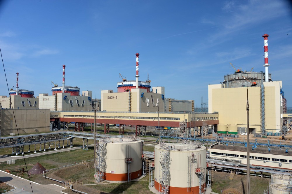 Эксперты из Франции посетили российскую АЭС