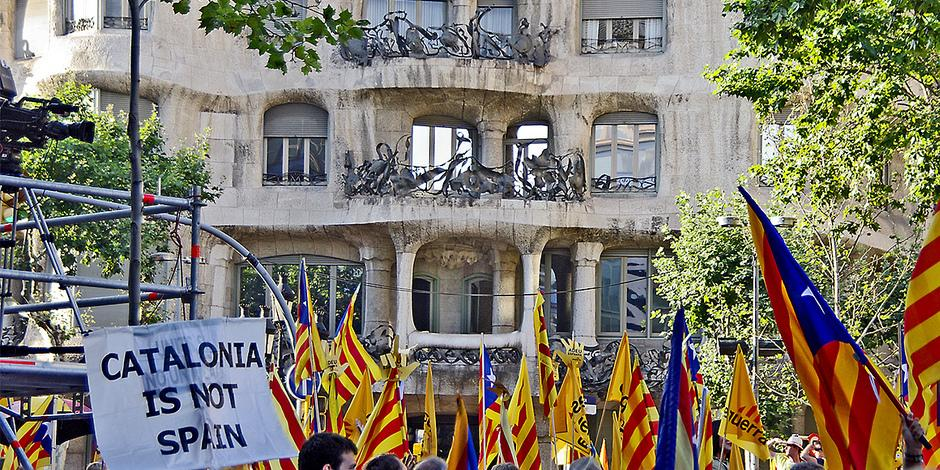 Париж не поддержит независимость Каталонии