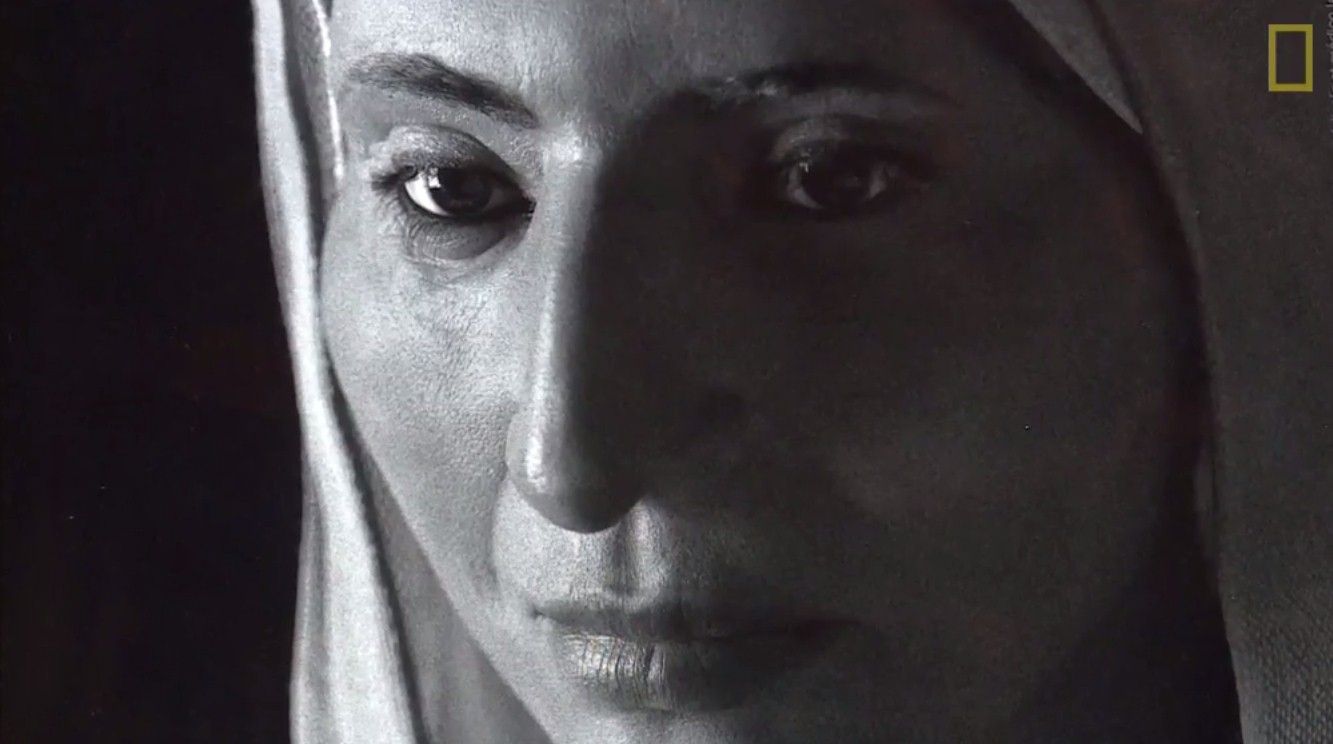 Французский антрополог воссоздал образ Mapии Maгдалины