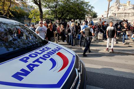 Жертвами нападения в Марселе стали два человека