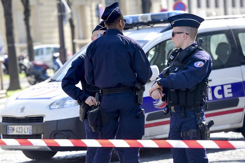 В Ницце обнаружено тело неизвестного мужчины