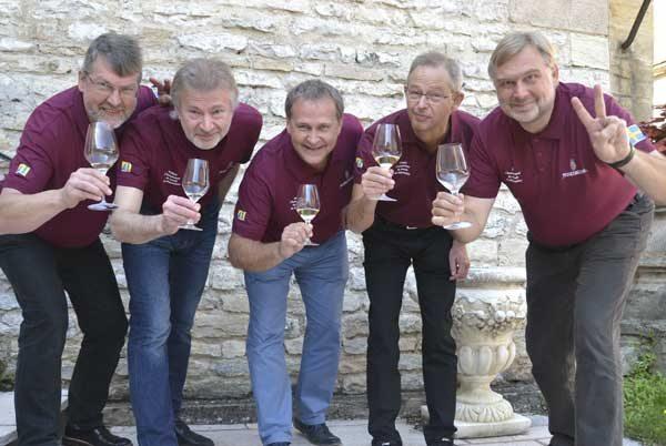 Лучшими дегустаторами вина стали не французы
