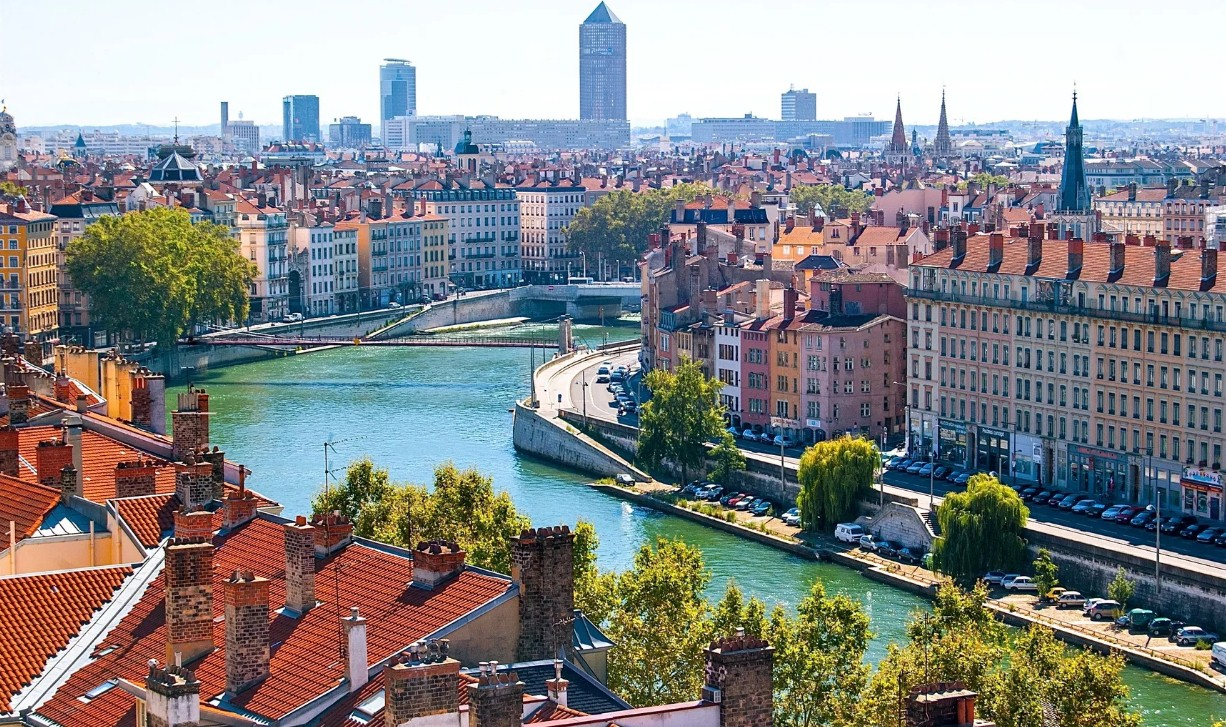 Рейтинг самых привлекательных городов Франции