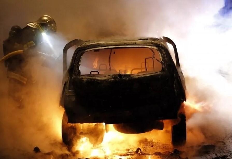 На юге Франции неизвестные устроили массовый поджог