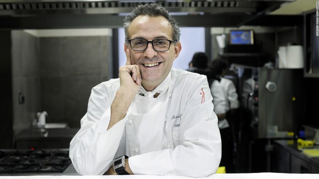 Повар из мишленовского ресторана откроет в Париже ресторан для бедных