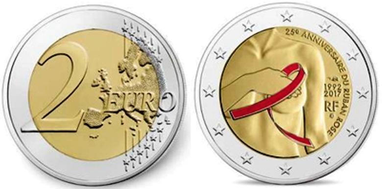 Во Франции отчеканили новую монету